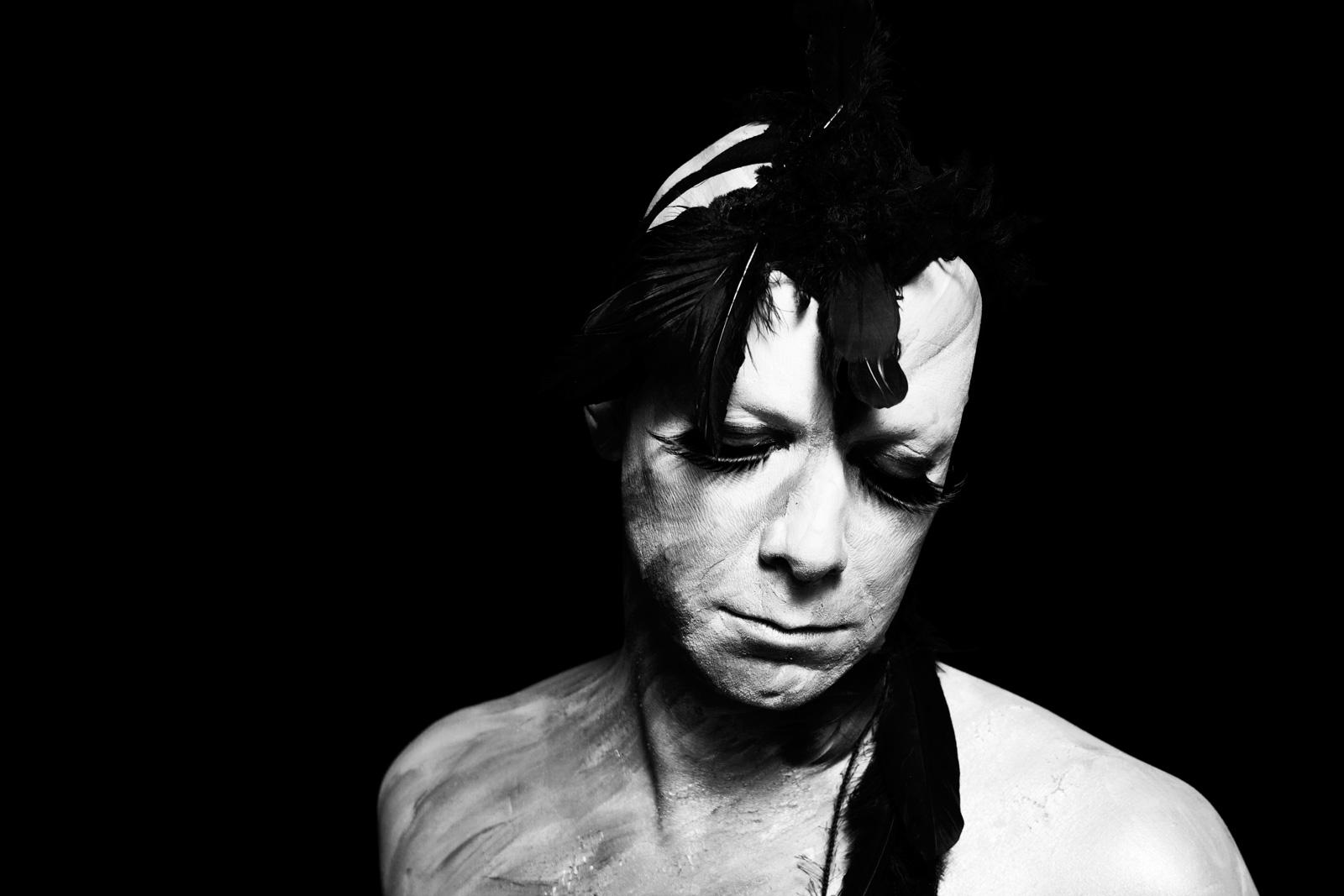 nr 2-Luminous-black and white photo-Michael
